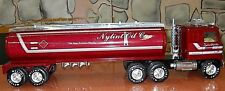 "NYLINT OIL COMPANY EIGHTEEN WHEEL OIL TANKER ""WE KEEP AMERICA MOVING"""