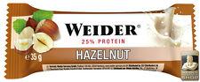 Weider Fitness Bar + Protein Karton mit 24 x 35 g Riegel (2,40 EUR/100 g)