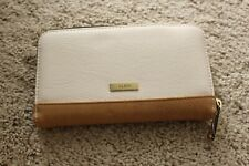 Beige ALDO Wallet with Separate Coin Purse