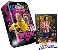 2020/21 Topps Match Attax Champions League WILDCARDS Mega Tin-Joao Felix LE