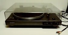 Sony PS-X5 Turntable Vintage Record Player
