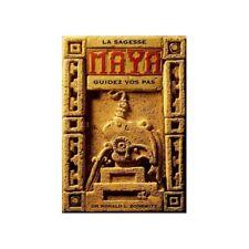 La Sagesse MAYA - Guidez Vos Pas - 45 Cartes + Livret