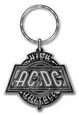 AC/DC-High voltage-KEYCHAIN KEYRING PORTACHIAVI-NUOVO