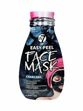 W7 Easy Peel Charcoal Face Mask 10g - Buy 4 Get 1