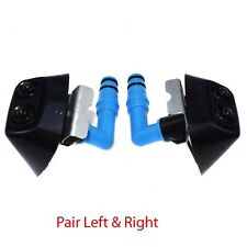 For SAAB 93 9-3 9440 2004-2012 Headlight Washer Jet Nozzle LEFT+ RIGHT 12803972