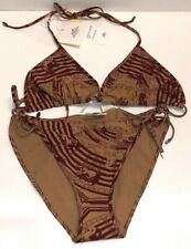 NWT Hermes Bikini Astrologie Two-Piece Triangle Bathing Suit Set 42 France