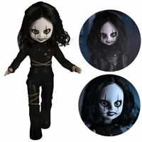 THE CROW DOLL Living Dead Dolls LLD Mezco. In Stock!
