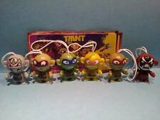 Kinder - TMNT Ninja Turtles complet figure set +  Bpz Russland