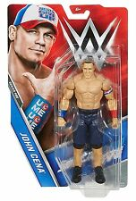 Wwe Hlr Wwf John Cena 69 Basic Series 68 68.5 68B Wrestling Action Mattel Figure