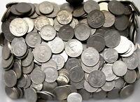 Konvolut Polen Kiloware - Münzen PRL 1973-1990 - nur CuNi - 1 KILOGRAMM 1 Kg LOT
