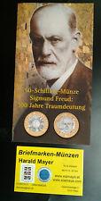 Österreich 50 Schilling 2000 Freud Blister HGH Bimetall -- Eiamaya