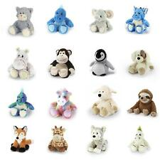 Intelex Warmies Heatable Soft Toy Plush Microwavable Lavender Heat Pack Animals