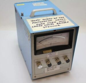 Kollmorgen Photo Research 900 Spectra Film Gate Photometer Used