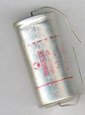 ELKO axial  10000UF/6,3 VOLT  THOMSON  25 x 51mm