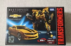 transformers masterpiece movie bumblebee Mpm-3 Mpm 03 MISB Ship Late June USA