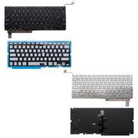 For Apple MacBook Pro 15 A1286 Keyboard US Layout + Backlight Backlit 2009-2012