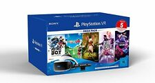 SONY PlayStation VR Mega Pack 3 inkl. PS VR-Headset PS Camera PS Adaper 5 Spiele