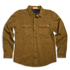MATIX Easy Street Flannel Shirt (L) Army