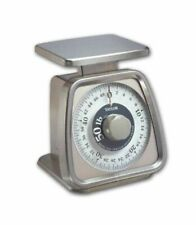 Taylor 50 lb. Stainless Steel Dial Scale - TS50
