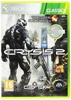 NEW & SEALED! Crysis 2 II Game Classics Microsoft XBox 360 Game