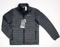 New Eddie Bauer Men's Microlight Traveler Down Jacket Grey S, M, L, XL, XXL