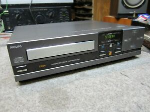 PHILIPS CD104 VINTAGE CLASSIC CD PLAYER