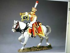 king & country Dutch Lancer  Bugler Trumpeter  NA162 2006  Napoleonic