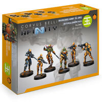 Invincible Army Yu Jing Sectorial Starter Pack - New & Sealed - Infinity