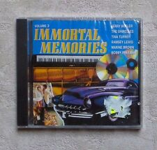 CD AUDIO MUSIQUE / VARIOUS IMMORTAL MEMORIES VOL. 3 12T CD COMPILATION  NEUF