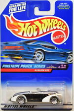 HOT WHEELS 1999 Pinstripe Power Series - Black & White AUBURN 852 --- #956