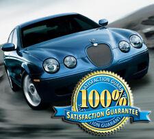 Jaguar S-Type 2003-2008 SERVICE REPAIR MANUAL