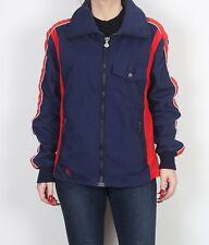 """Giacca stile anni'70 Sci UK UOMO M/L WOMEN'S 16 XL Cappotto Sport ("""")"""