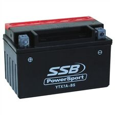 YTX7A-BS AGM 12V 6AH Battery for Scooter KYMCO People 150 150CC 09 XQ