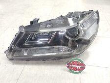 2009-2012 Honda Acura RL / Legend Genuine Headlight Left Side