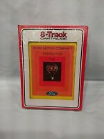 1982 Ford Motor Company 8 Track Tape Stereo NOS Factory sealed Unopened
