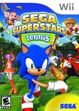 Sega Superstars Tennis WII New Nintendo Wii