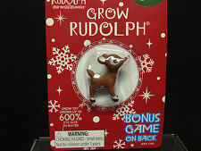 Rudolph the Red Nosed Reindeer Magic Grow Rudolph Toy