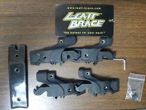New Leatt Brace Clips & Spacers   OB