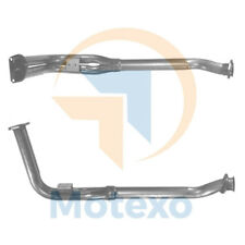 Front Pipe VOLVO 240 2.3i 8/89-8/93 (ring gasket to cat)