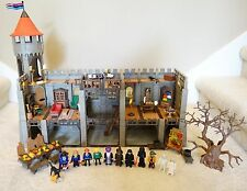 Playmobil Medieval Castle~HOGWARTS WIZARD SCHOOL~Harry Potter 5300 3839 3666