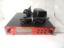 Boss VF-1 24-Bit Vocal Multi-Effects Processor w/Adapter Free USA Shipping