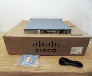 Neu Cisco ASA5555-K9 ASA 5555-X SW 8GE Data 1GE Mgmt AC 3DES/AES New Open Box