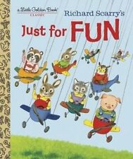 Richard Scarry's Just for Fun by Scarry, Patricia -Hcover
