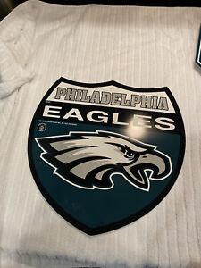 NFL Philadelphia Eagles Home Office Bar Decor Wall Sign - Eagles