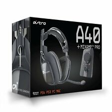 Astro Gaming A40 Wired + Mixamp Pro Dolby 7.1 Gaming Headset UD PS4 PS3 - READ