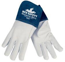 Mcr Safety Welding Gloves 10 Pairs 4850L Mig/Tig Goatskin