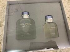 D&G Light Blue by Dolce Gabbana huge Gift set 165ml