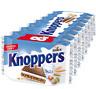 24x STORCK KNOPPERS je 200g - 8er Pack - Waffel - Schokolade - Milch - Snack -