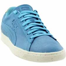 Puma Suede Deco Lace Up  Mens  Sneakers Shoes Casual   - Blue