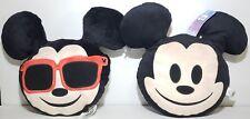 DISNEY Emoji Mickey Mouse Set Bed Nap Travel Security Pillows